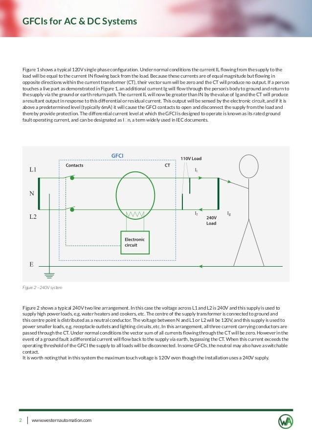 Gfci Wiring Diagram 110v