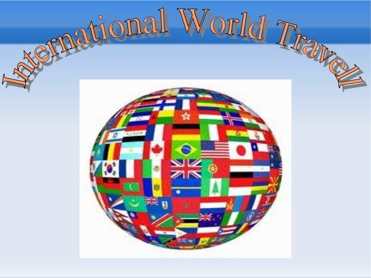 International World Travell