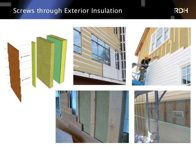 Building Enclosure Considerations For Super Insulated