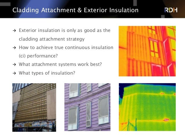 Building Enclosure Considerations For Super Insulated Walls And Roofs