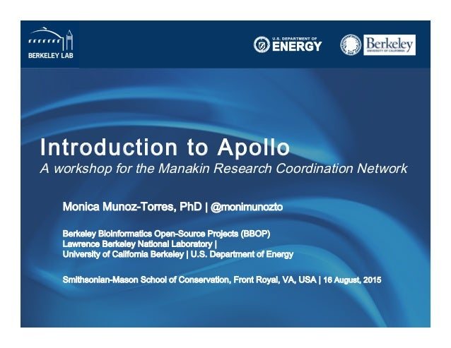 Introduction to Apollo