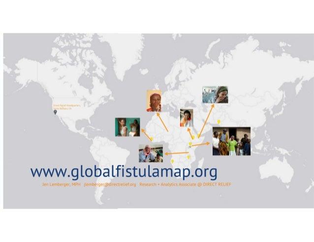 Web Mapping as a Humanitarian Knowledge Platform