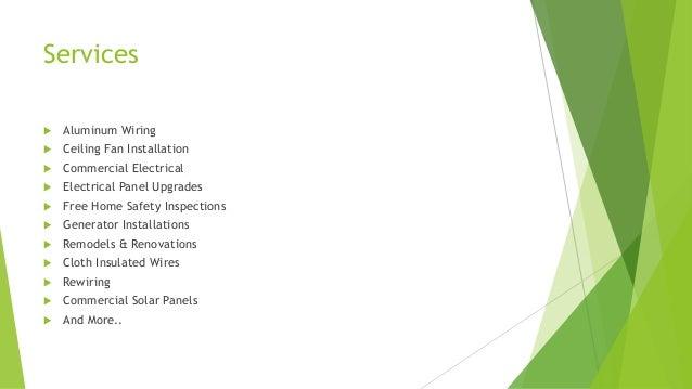 Top Chula Vista Electrician - Gforce Green Electric Solutions Slide 3