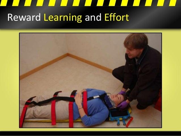 Reward Learning and Effort