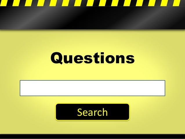 Questions Search