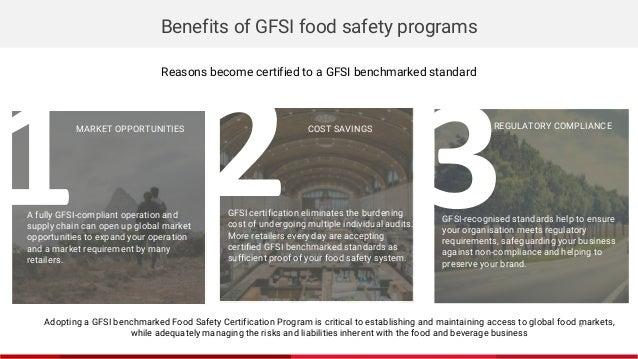 Introduction to GFSI Schemes - SAI Global