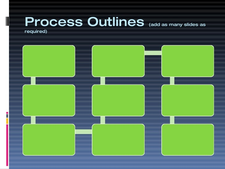 Template for Project Overview – Project Overview Template