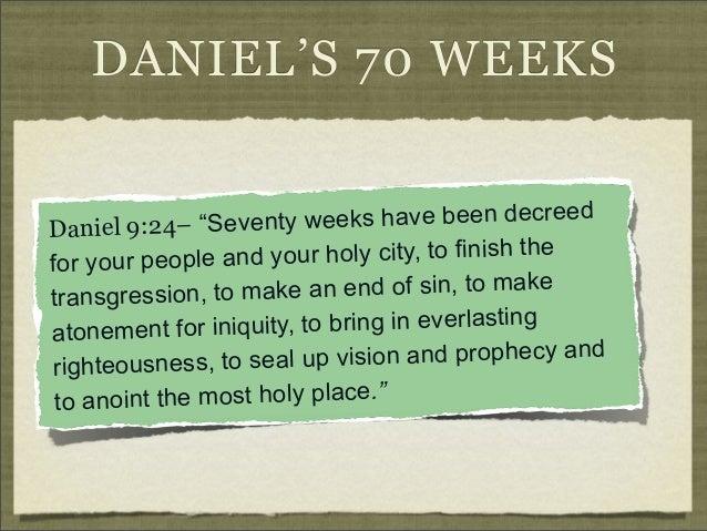 sir robert anderson 70 weeks of daniel pdf