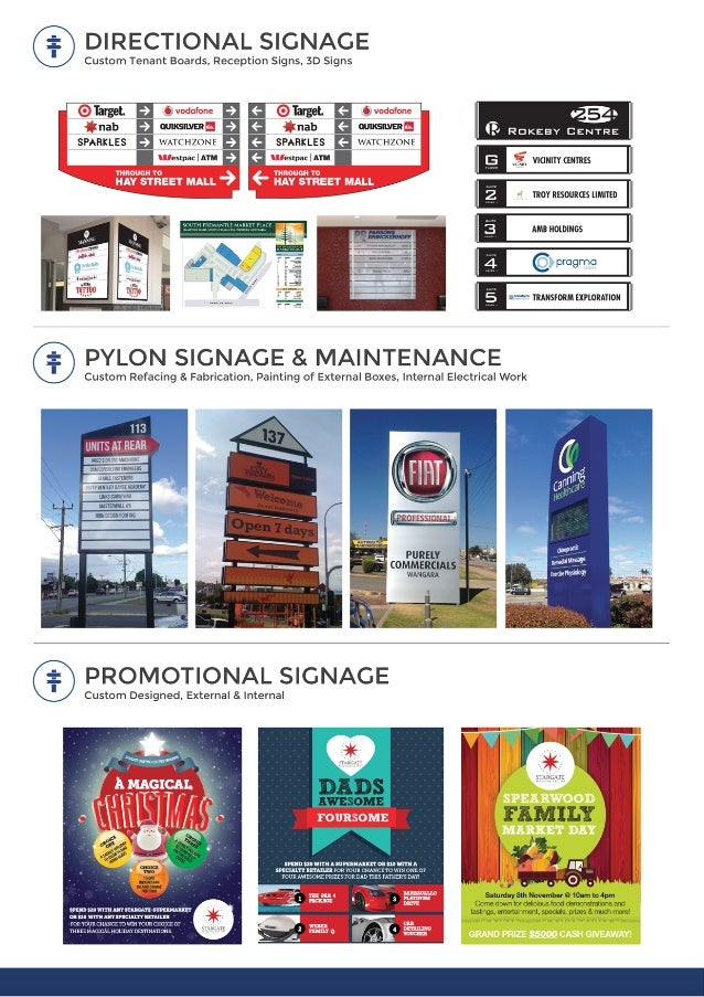 Commercial Property Signage Slide 2