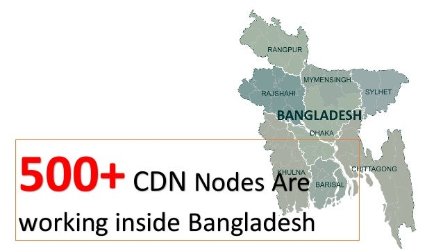 Total Expenditure for CDN Servers in Entire Bangladesh : Up Stream Bandwidth : 500 Gbps + Power Consumption : 1500 kwh TAK...