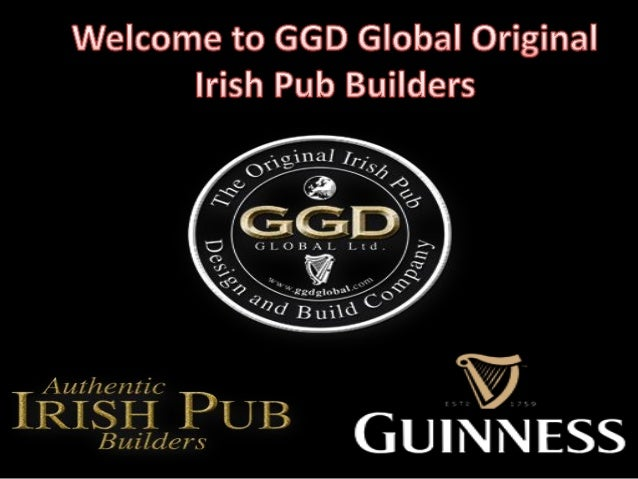 Ggd global irish pub design company for Global design company