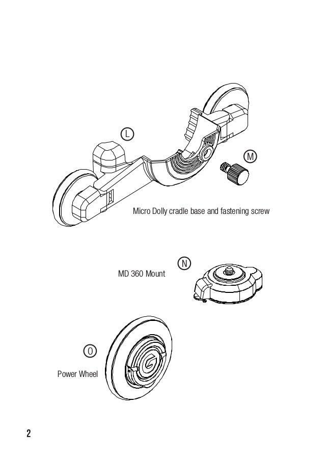 Grip Gear-Directors Set Instructions