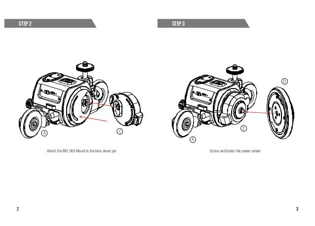 Grip Gear Micro Dolly User guide
