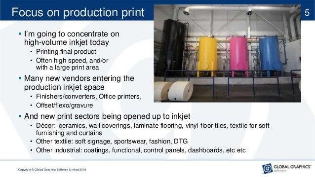 Correct color on inkjet means uniform color; profiles are not enough Slide 3