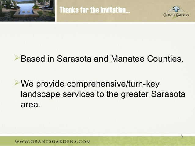 Florida Native Plants Slide 2