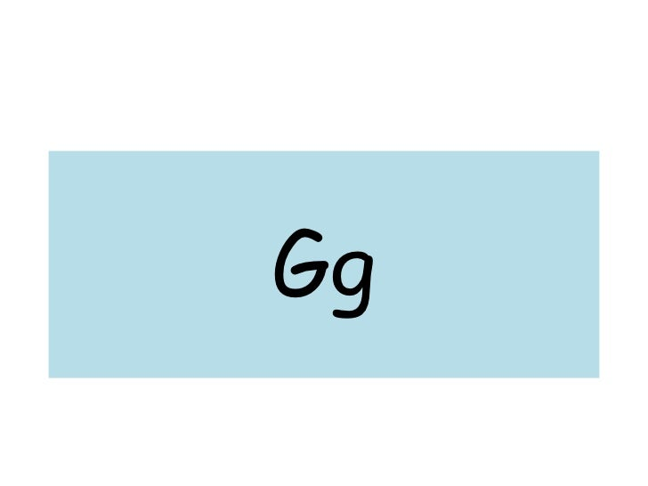 Gg<br />