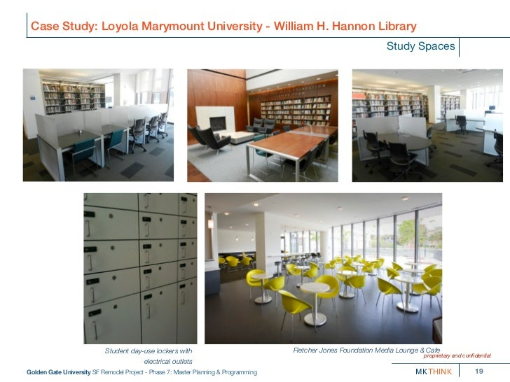 Hannon Library Study Rooms