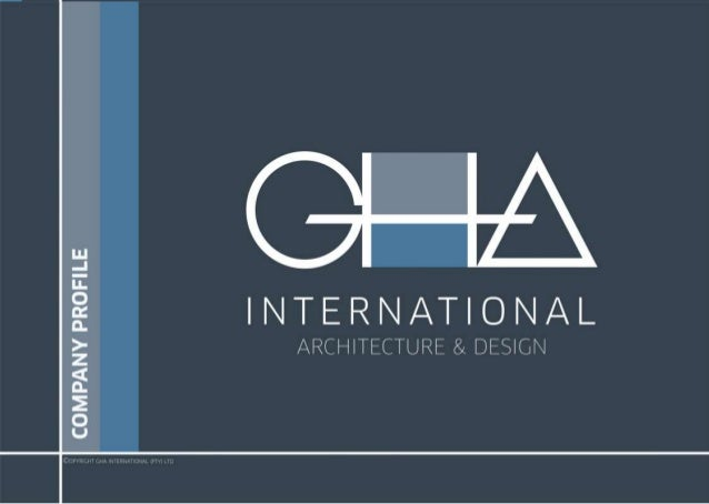 GHA INTERNATIONAL Company Profile 0e7349988