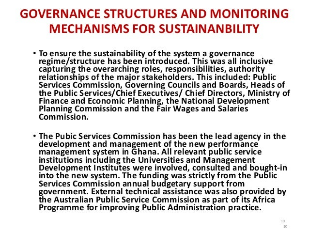 history of public administration in ghana Bureaucratic heads in public sector management in ghana  history, focused  mostly on the developed world, to the neglect of developing countries (aberbach  et  politico-administrative relationship in the ghanaian context.
