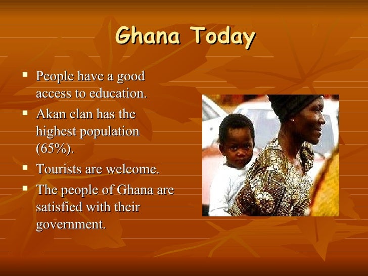 the government of ghana essay Has the essay been proofread for spelling,  human trafficking and modern slavery in ghana  words:  the government of ghana has its work cut out.