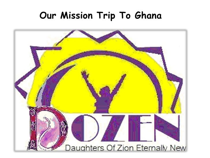 Our Mission Trip To Ghana<br />
