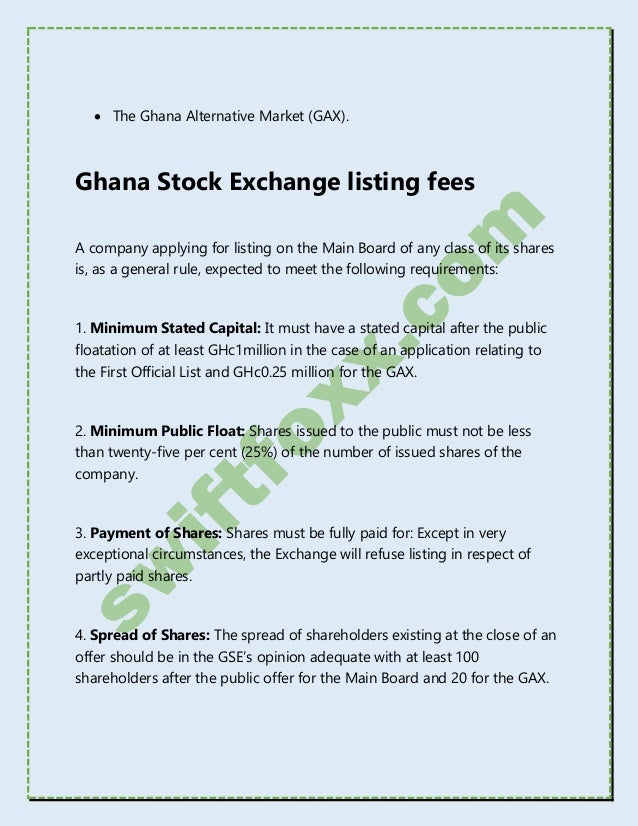 Listed Companies | Ghana Stock Exchange