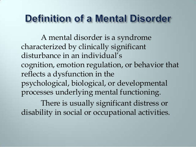Childhood Psychiatric Disorders >> Childhood Psychiatric Disorders Adhd