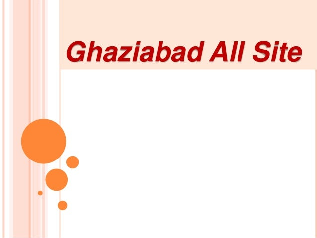 Ghaziabad All Site
