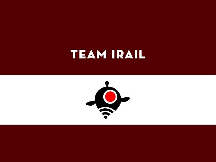 Team irail