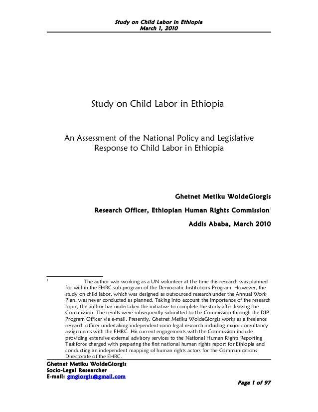 Essay child labour plague society