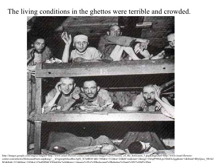 ghettos and concentration camps