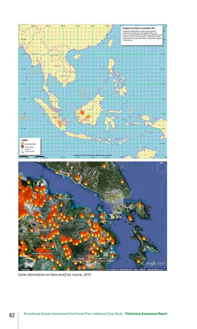 an analysis of the fires of indonesia The link between pollution and health and on the indonesian fires  the goal of  the empirical analysis is to measure the effect that air pollution from the wildfires.