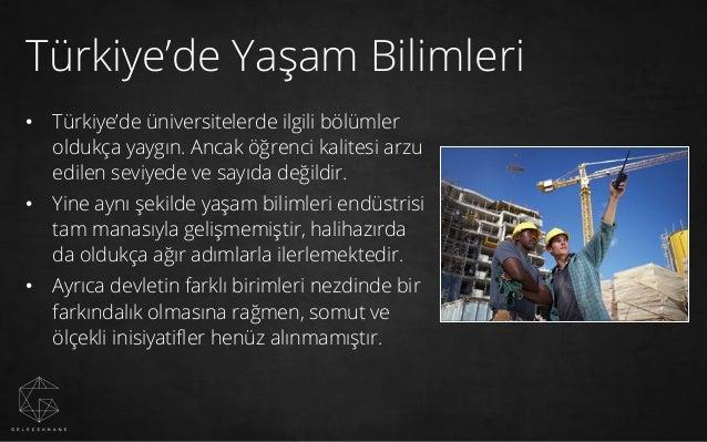 GelecekHane A.Ş. Telif hakları saklıdır. © 2015 Sayfa 5 18.11.15 Türkiye'de Yaşam Bilimleri • Türkiye'de üniversitelerde ...