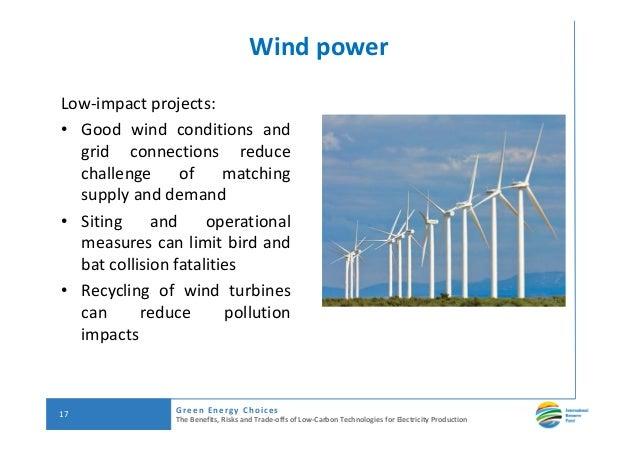 Green Energy Choices, full slide pack