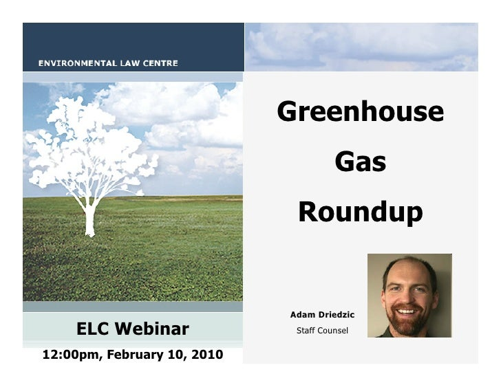 Greenhouse                                        Gas                               Roundup                               ...