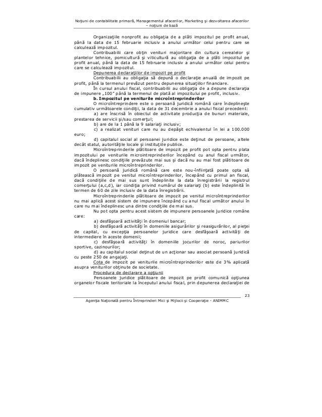 NOTIUNI DE CONTABILITATE PRIMERA EBOOK