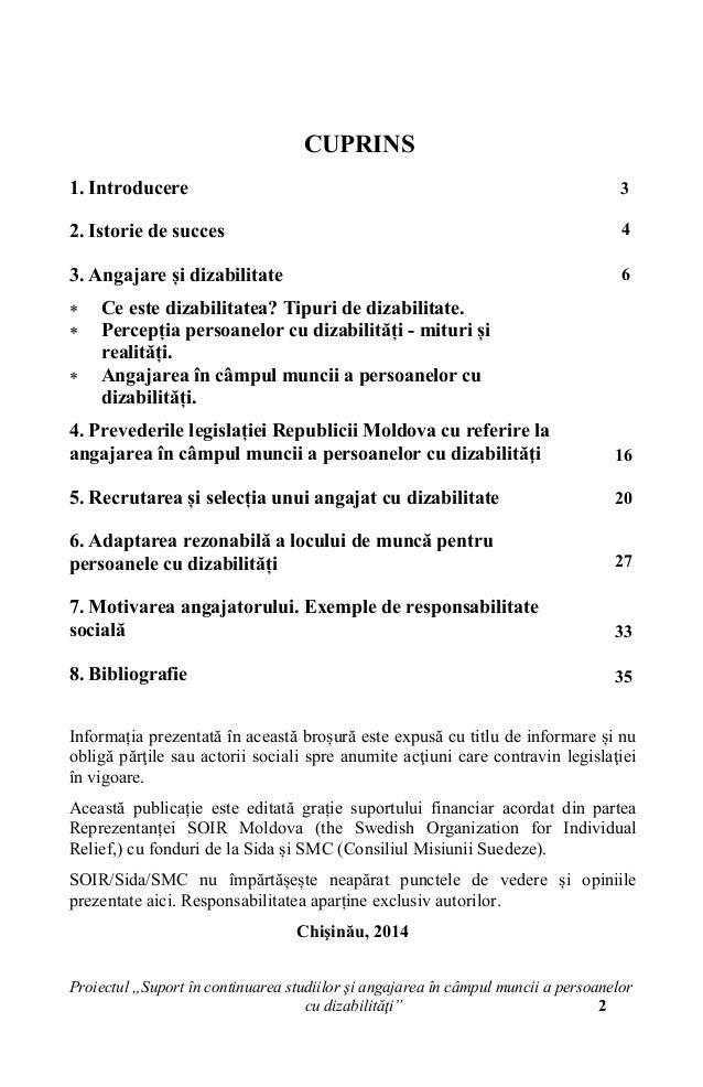 ghid dizabilitate si angajare  martie 2014