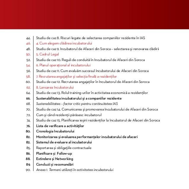 "Lista de abrevieri IA – Incubator de Afaceri ENTRANSE – Proiectul ""ENTRANSE TO NEW MARKETS – Infrastructure of entrepreneu..."