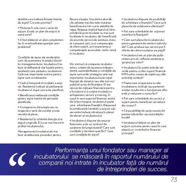Ghidul Pas cu Pas pentru crearea Incubatoarelor Regionale de Afaceri