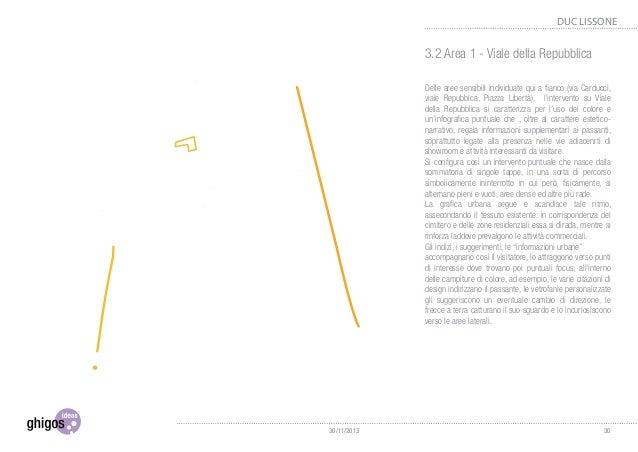 Vetrofania A carico dei singoli negozianti 530/11/2013 DUC LISSONE