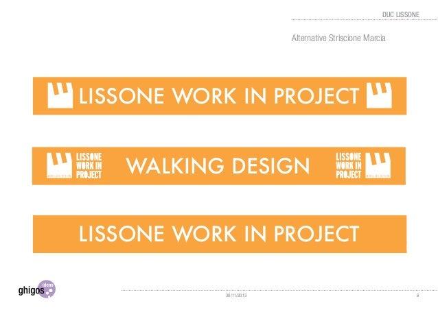 """Fase 5 Il sistema dei """"punti design"""""""