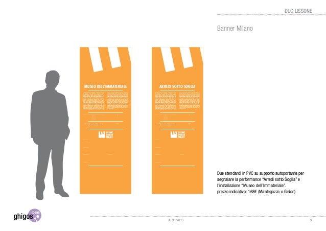 """1.1 Le opzioni analizzate I""""Punti Design""""devono essere occasioni per personalizzare le aree cittadine,conferendogli una el..."""