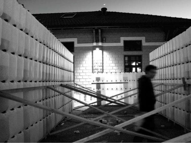DUC LISSONE 08/11/2013Un MUSEO VERTICALE per la città di Lissone - Allegato 1 4EGENDA: Itinerari e dispositivi d'autore: p...