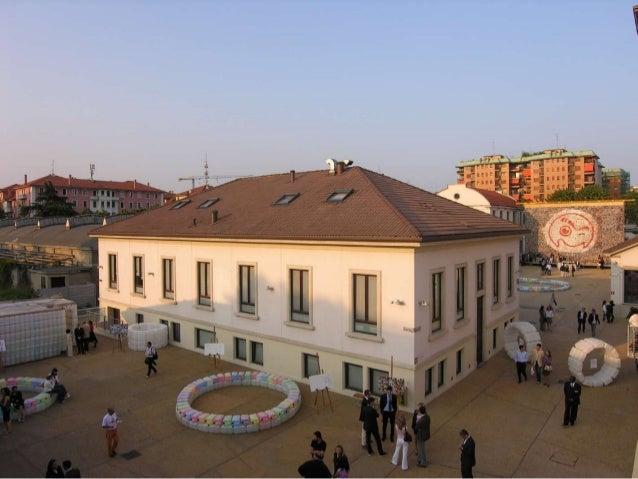 DUC LISSONE 08/11/2013Un MUSEO VERTICALE per la città di Lissone - Allegato 1 13 Monza Ciclofficina stazione Museo d'arte ...