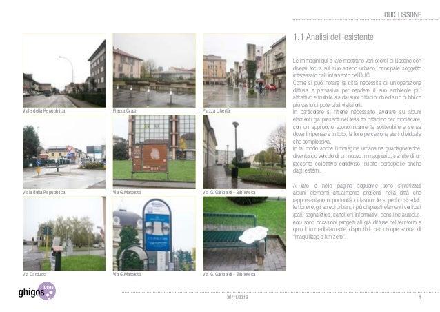 3330/11/2013 DUC LISSONE Viale della Repubblica - prove colore