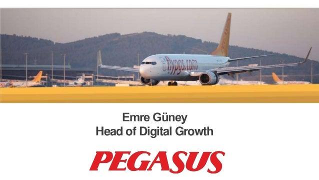 Emre Güney Head of Digital Growth
