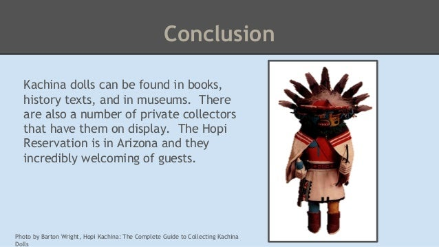 Ghm Kachina Doll Presentation