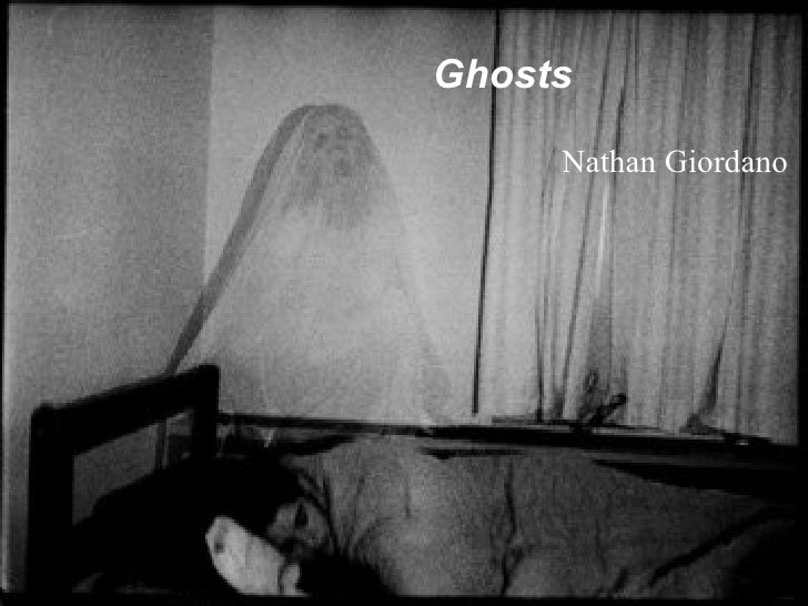 Ghosts Nathan Giordano