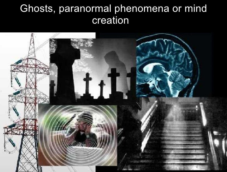 Research paper on paranormal phenomena