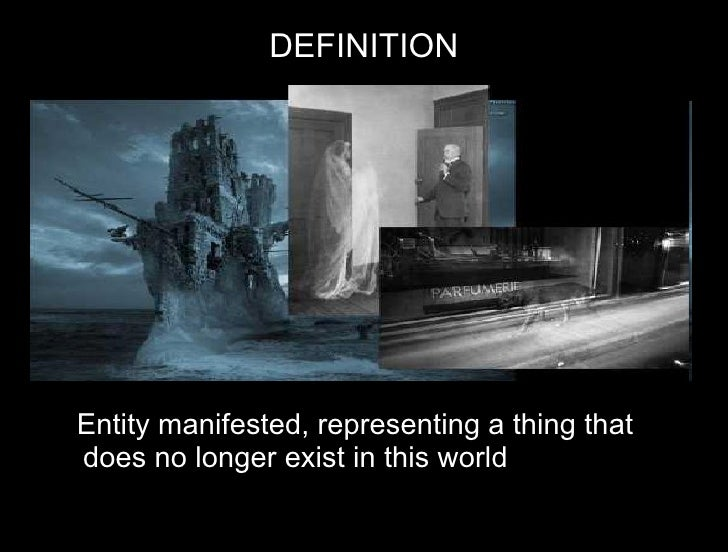 paranormal definition